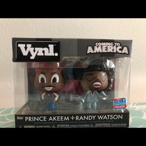 Coming to America Funko POP